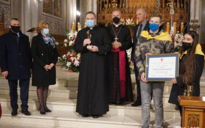Fundacja Dzieło Nowego Tysiąclecia laureatem nagrody Viventi Caritate