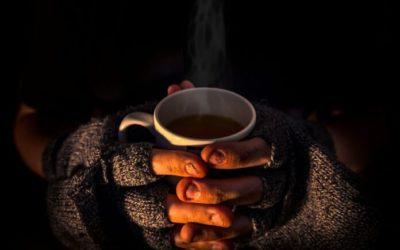 Zbiórka kawy, herbaty icukru